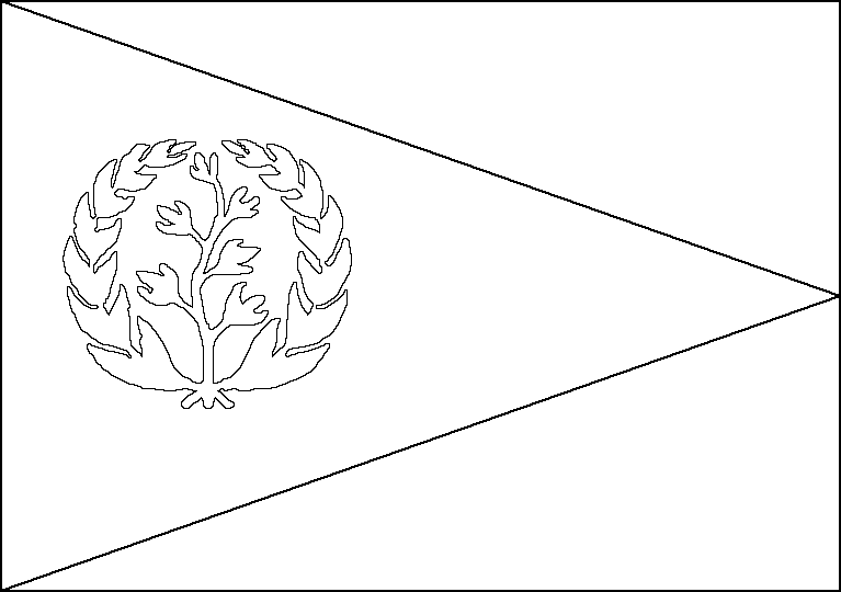Flagge Bosnien Herzegowina Ausmalen Poisk Po Kartinkam Red