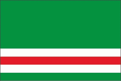 Tschetschenien (alt) Fahne 90x150 cm